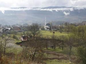 APTOPIX Bosnia-Pond Vanishes